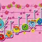 Веселые ноты