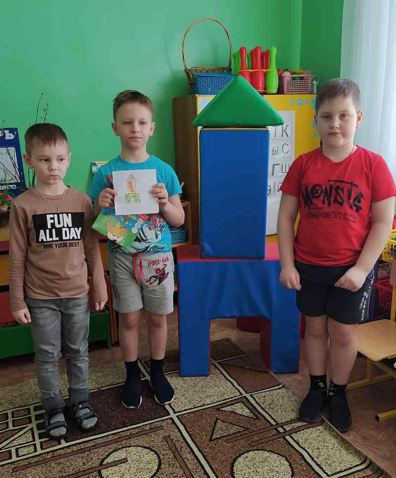 """""""Коструируем по схеме"""""""