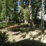 Прогулочная площадка
