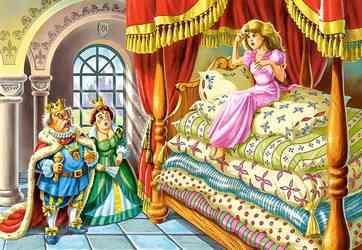 """""""Принцесса на горошине"""""""