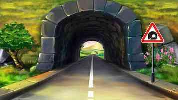 Тоннель.
